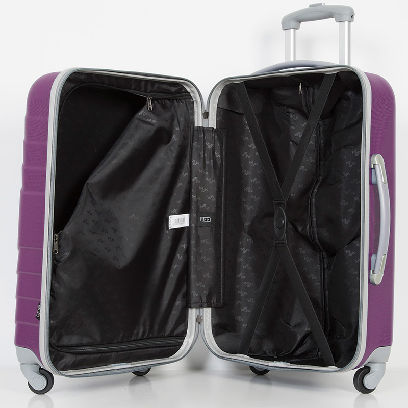 c misako dinamic maleta grande purpura