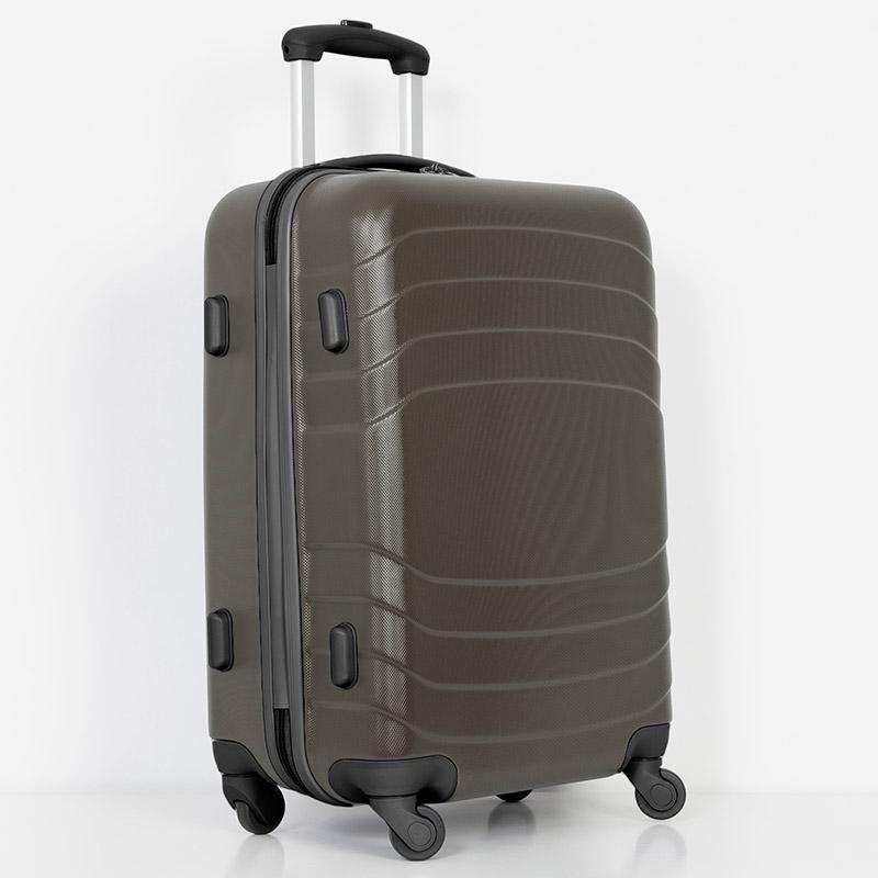 a misako dinamic maleta grande gris