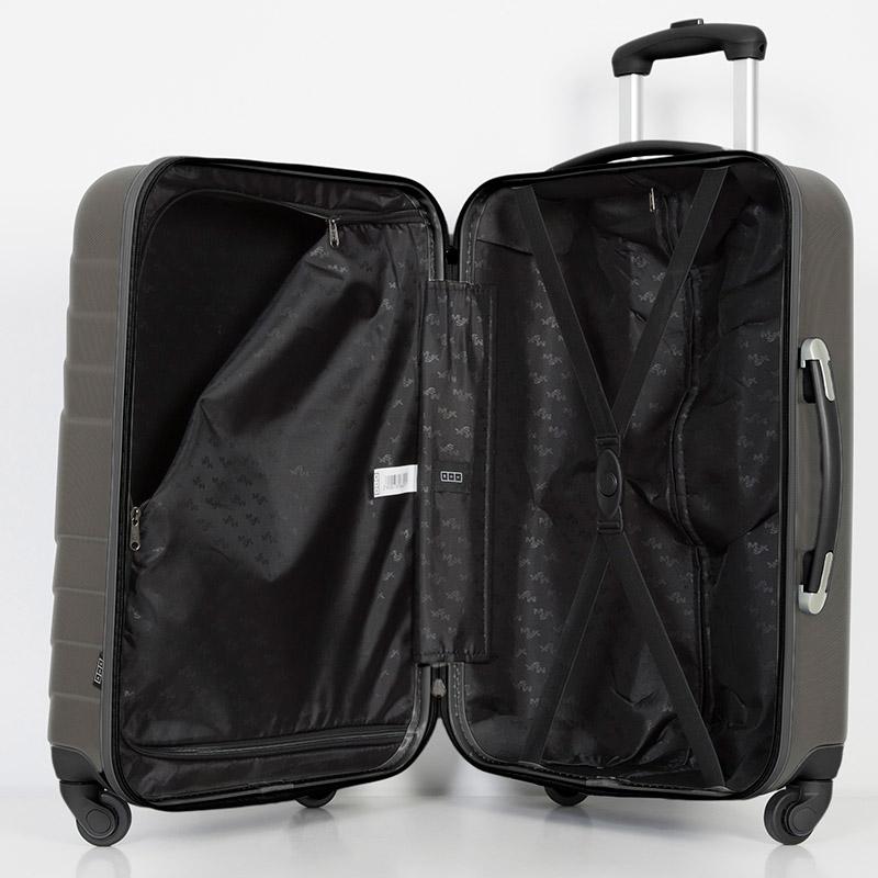 c misako dinamic maleta grande gris